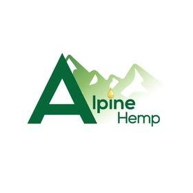 Alpine Hemp logo