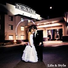 Metropolis Resort Weddings