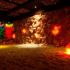 Asheville's Salt Cave and Spa