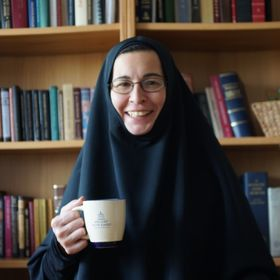Coffeewith Sr.Vassa