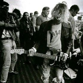 Nirvana is the bomb