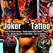 joker tattoo beylikdüzü dövmeci