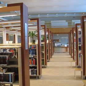 JAMK Kirjasto/ JAMK Library