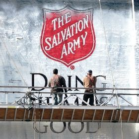 Salvation Army Knoxville