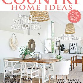 Country Home Ideas magazine