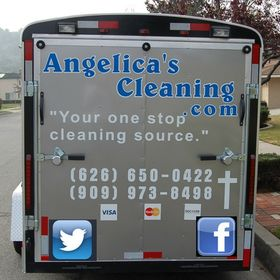 Angelica's Cleaning
