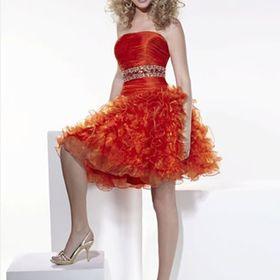 shiningfr robe de soirée