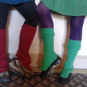 Les Leg Warmers de Madame