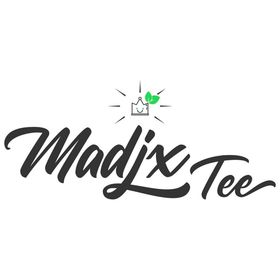 Madjx Tee La P'tite Shop Sérigraphie T-shirt personnalisé