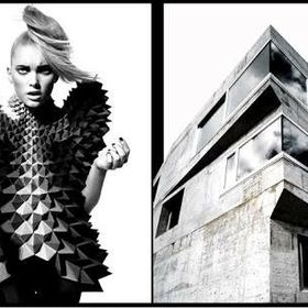 arquitetura design & moda!