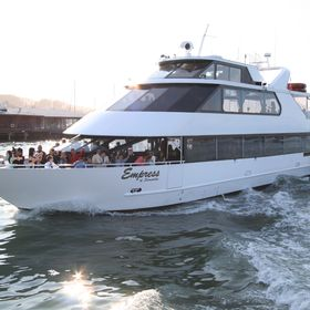 Empress Events Yacht Charter