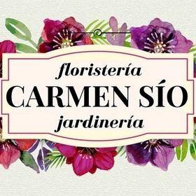 Carmen Sío, plantas y flores