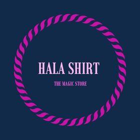 Hala shirt design store