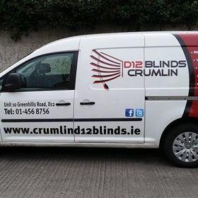 D12 Blinds Crumlin, Blinds in Tallaght