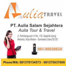 Aulia Tour & Travel Medan
