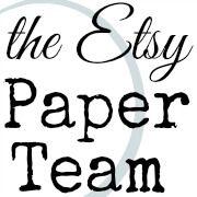 etsy paper