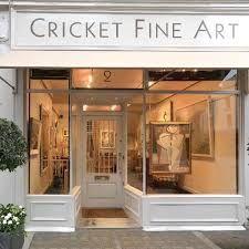 Cricket Fine Art