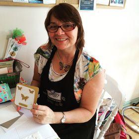 BB Card Designs, Sue Hall