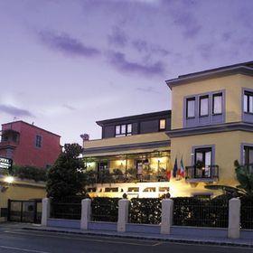 Hotel Villa Medici, Naples Italy