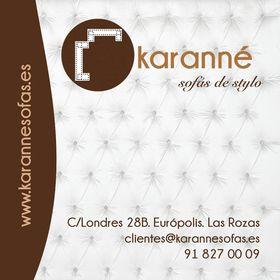 Karanné, sofás de Stylo