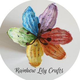 Rainbow Lily Crafts