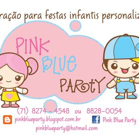 PINK BLUE PARTY Ana Tais