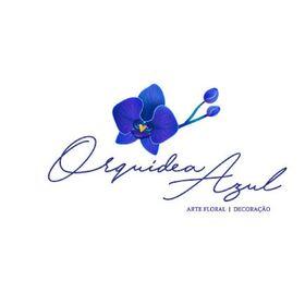 Orquidea Azul - Arte Floral