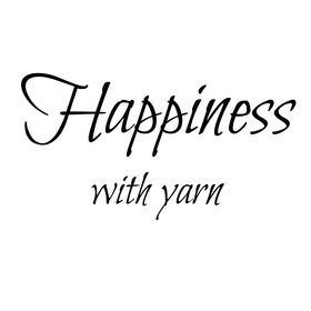 Happiness with yarn