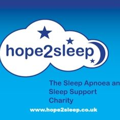 Hope2Sleep Charity for Sleep Apnoea + Sleep Disordered Breathing