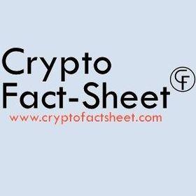 Crypto Fact-Sheet