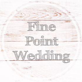 Fine Point Wedding
