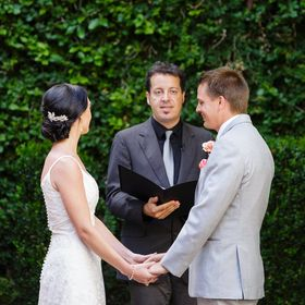 Han Hills - Wilmington Wedding Officiant