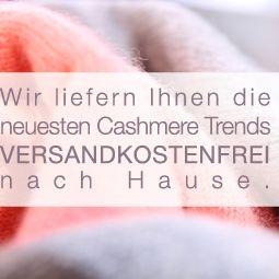 cashmere fashion