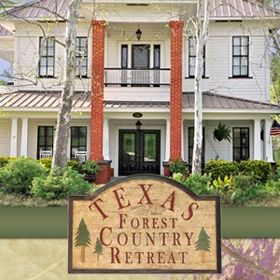 Texas Forest Country Retreat Bed & Breakfast