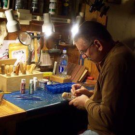 MADellinger Wood Carving - Mark Dellinger