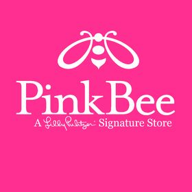 Pink Bee - Lilly Pulitzer Store