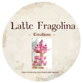 Latte Fragolina  - Creations -