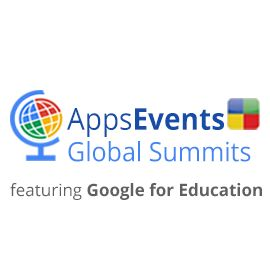 AppsEvents Google in Education Summits