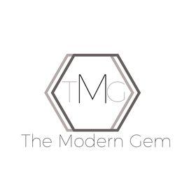 The Modern Gem I Dainty Minimal Jewelry