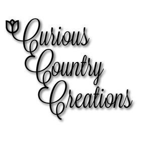 Curious Country Creations.com | Dried Flowers | Home Decor