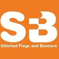 Stitched Flags and Banners