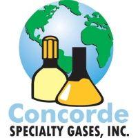 Concorde Specialty Gases