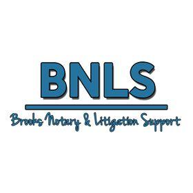 Brooks Notary & Litigation Support (BNLS)