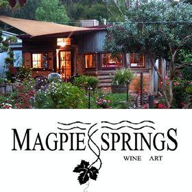 MAGPIE SPRINGS winery art gallery weddings Adelaide