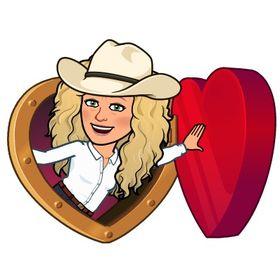 a6f02963b7 Cowgirl Blondie s Dumb Blonde Boutique (cowgirlblondie) on Pinterest