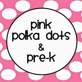 Pink Polka Dots & Pre-K