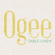 Ogee Table Linen