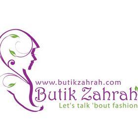 Butik Zahrah