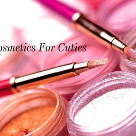Cosmetics For Cuties