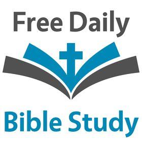 Free Daily Bible Study